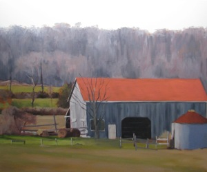 Barn with the Red Roof - Stage 6